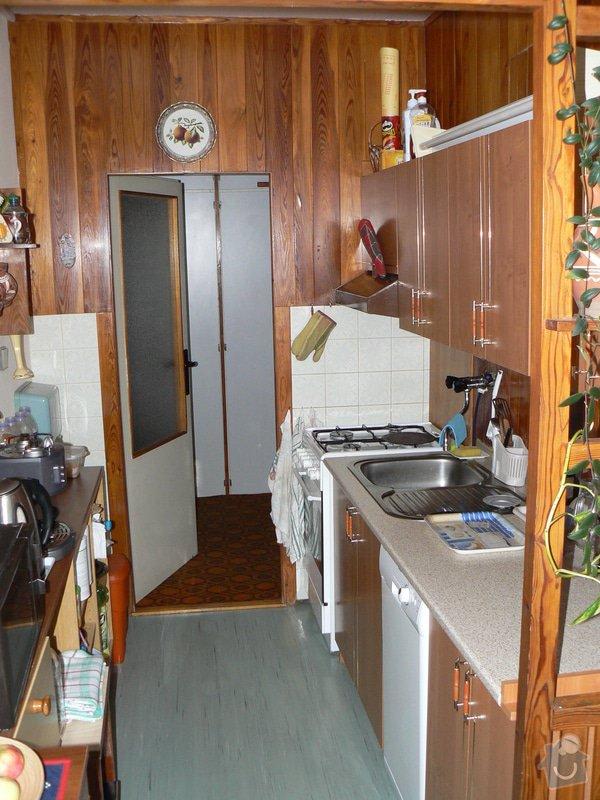 Rekonstrukce bytového jádra v Brně-Kohoutovicích: 003_P1040466