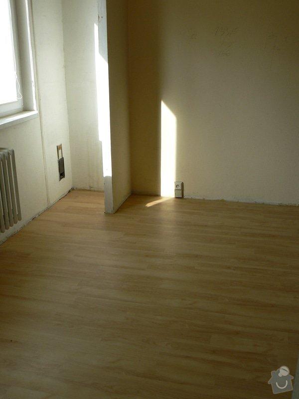 Rekonstrukce bytového jádra v Brně-Kohoutovicích: 005_P1040623