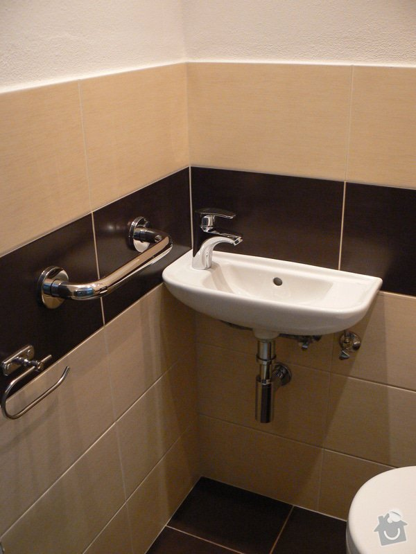 Rekonstrukce bytového jádra v Brně-Kohoutovicích: 013_P1040647