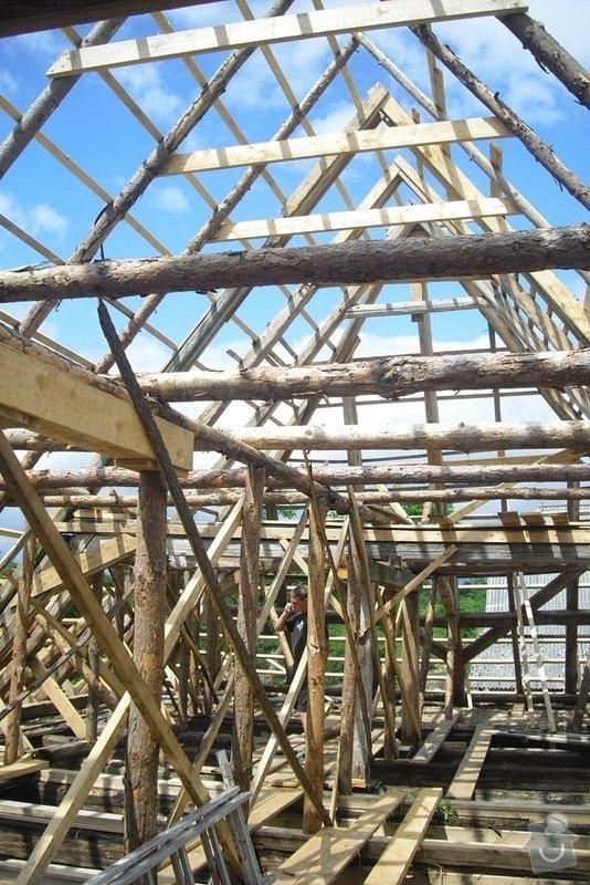 Oprava krovu a zastřešení objektu: CIMG1471