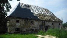 Oprava krovu a zastřešení objektu