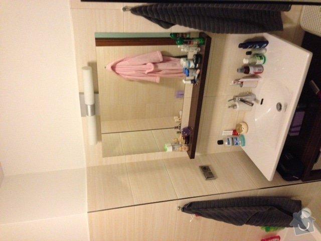 Predelani koupelny - zamenit 1 umyvadlo 2: koup1