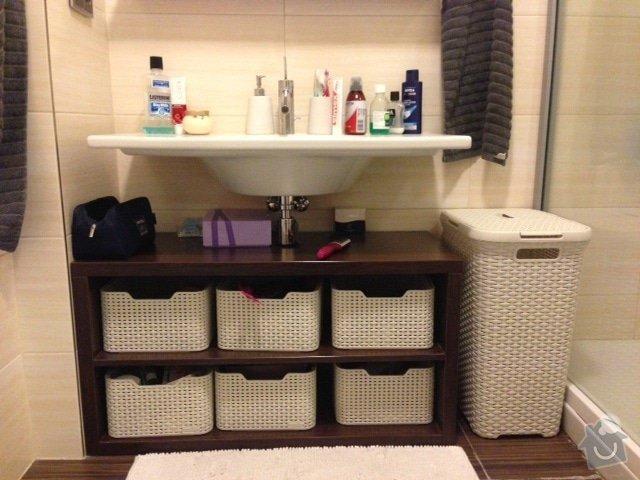 Predelani koupelny - zamenit 1 umyvadlo 2: Koup2