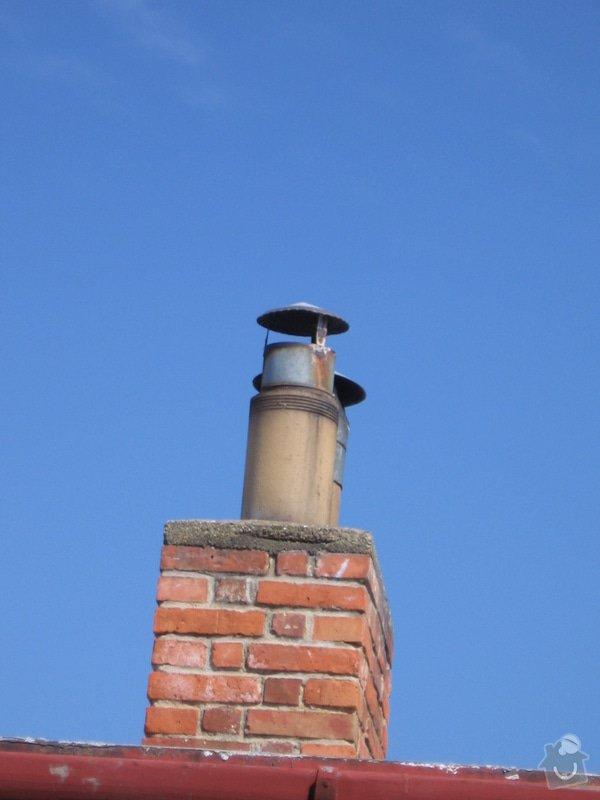 Vložkování komínu Břeclav: IMG_3749