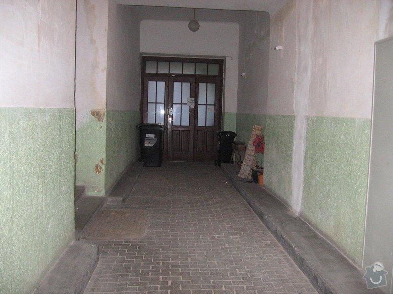 Výmalba a renovace zábradlí schodiště: IMG_4792