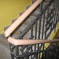 Vymalba a renovace zabradli schodiste 083