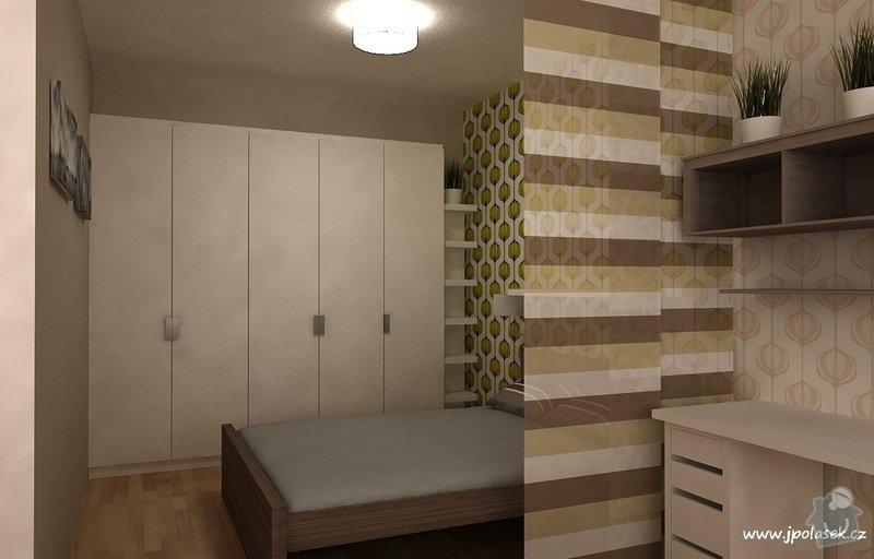 Návrh interiéru bytu 2+kk: BytO_K_07