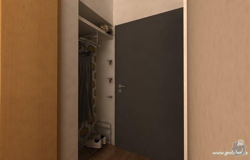 Návrh interiéru bytu 2+kk: BytO_K_10