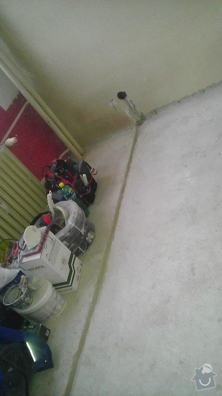 Rekonstrukce staré elektroinstalace (2 pokoje + chodba): IMAG1293