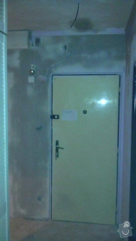Rekonstrukce staré elektroinstalace (2 pokoje + chodba): IMAG1334