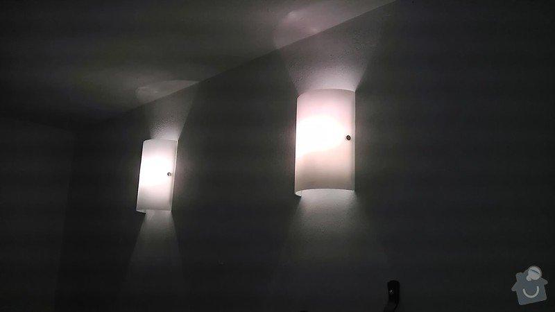 Rekonstrukce staré elektroinstalace (2 pokoje + chodba): IMAG1393