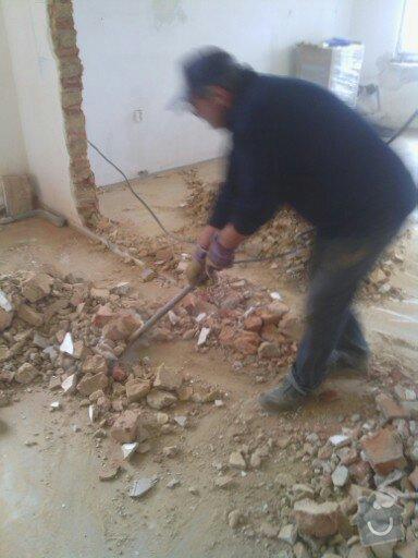 Rekonstrukce bytu a koupelny: 1353756220617