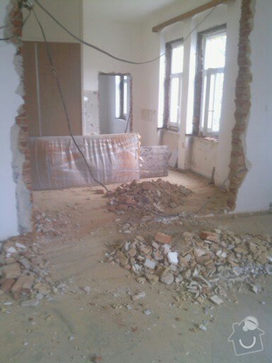 Rekonstrukce bytu a koupelny: 1353756256144
