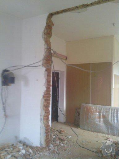 Rekonstrukce bytu a koupelny: 1353756273935