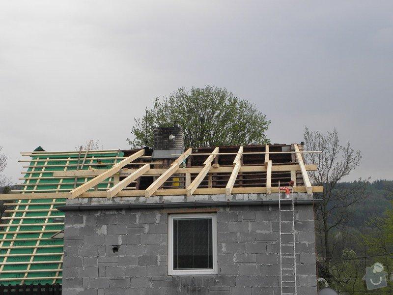 Rekonstrukce Střechy Palkovice : P4280030