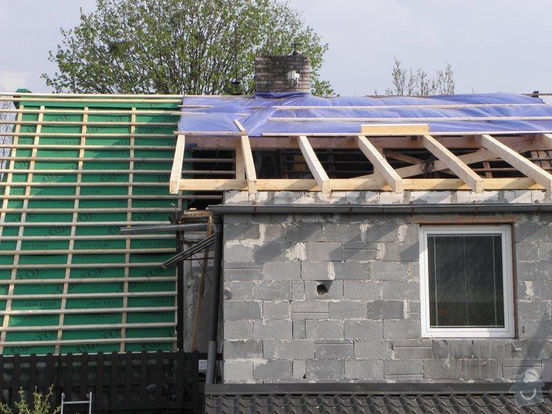 Rekonstrukce Střechy Palkovice : P4280036