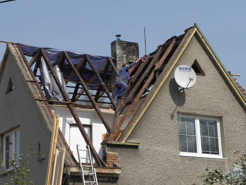 Rekonstrukce Střechy Palkovice : P4290038