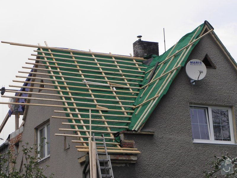 Rekonstrukce Střechy Palkovice : P4290039