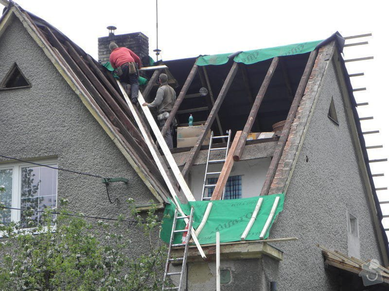 Rekonstrukce Střechy Palkovice : P5040043