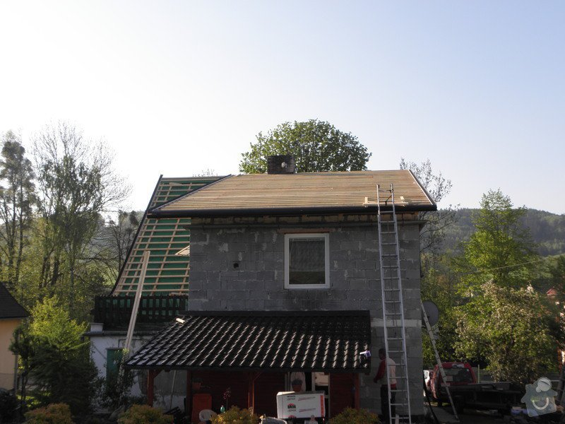 Rekonstrukce Střechy Palkovice : P5070045