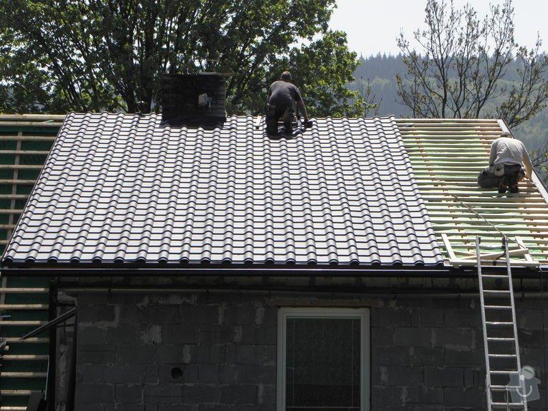 Rekonstrukce Střechy Palkovice : P5070060