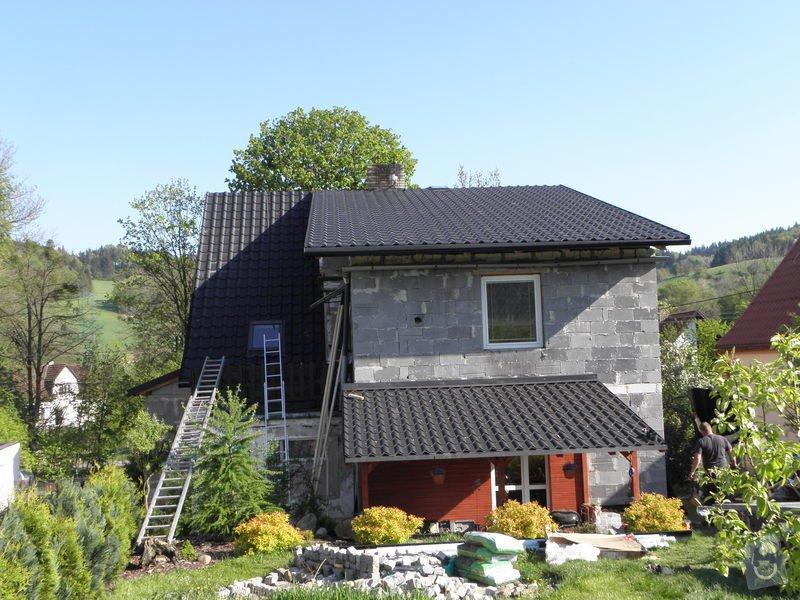Rekonstrukce Střechy Palkovice : P5070072