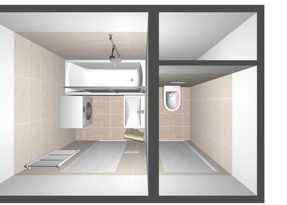 Rekonstrukce bytového jádra a kuchyně