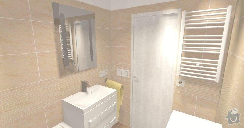 Rekonstrukce bytového jádra a kuchyně: pohled_5
