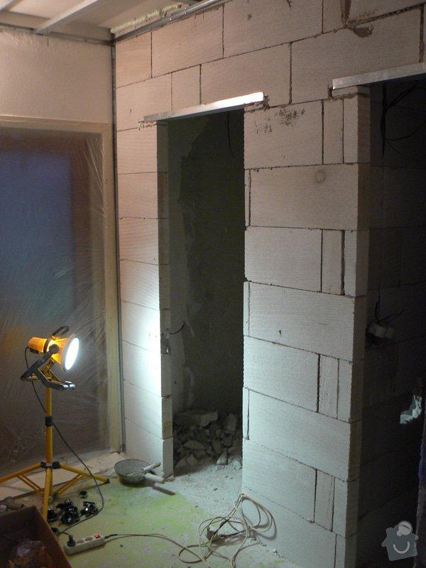 Rekonstrukce bytového jádra a kuchyně: 001_P1040679