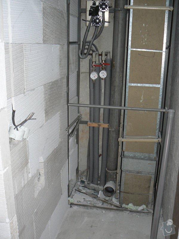 Rekonstrukce bytového jádra a kuchyně: 002_P1040682