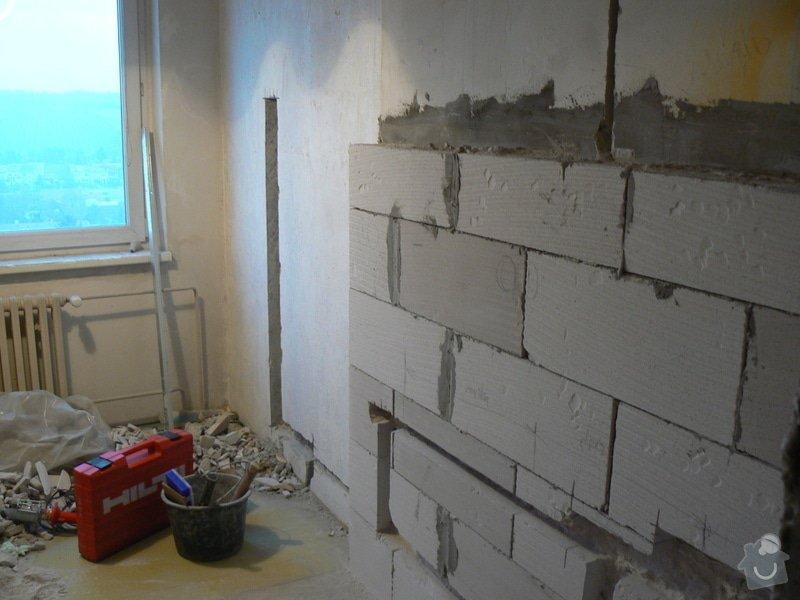 Rekonstrukce bytového jádra a kuchyně: 004_P1040687