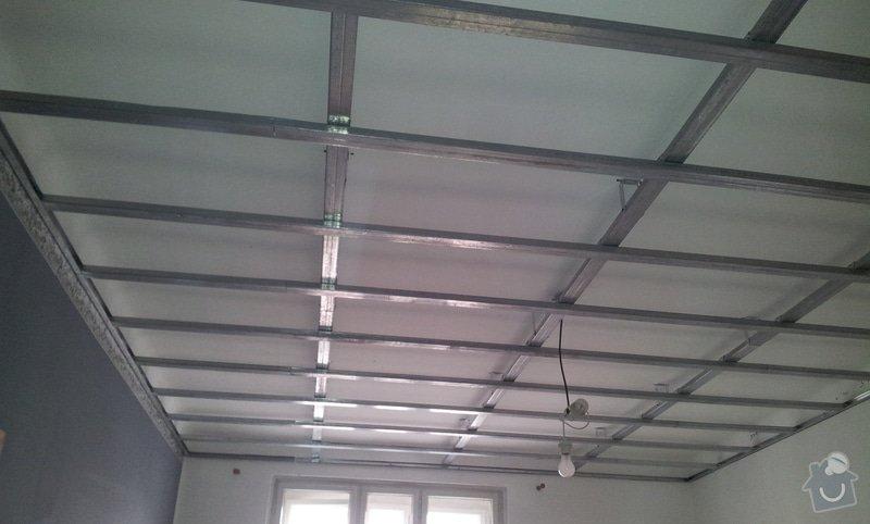 Odhlučnění stropu: 20130225_125322