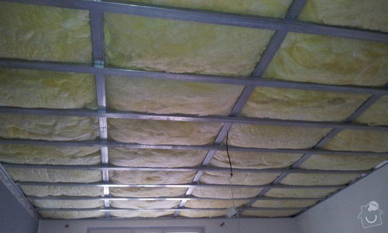 Odhlučnění stropu: 20130225_143634
