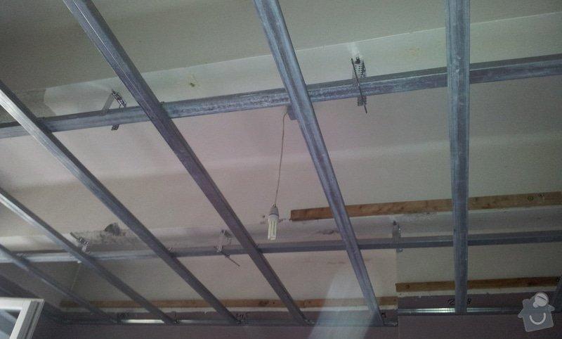 Odhlučnění stropu: 20130225_143650