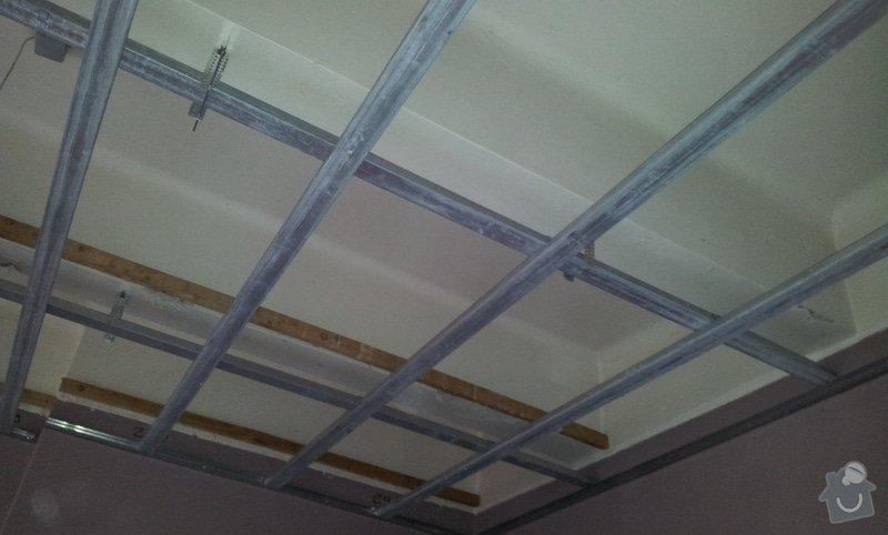 Odhlučnění stropu: 20130225_143700