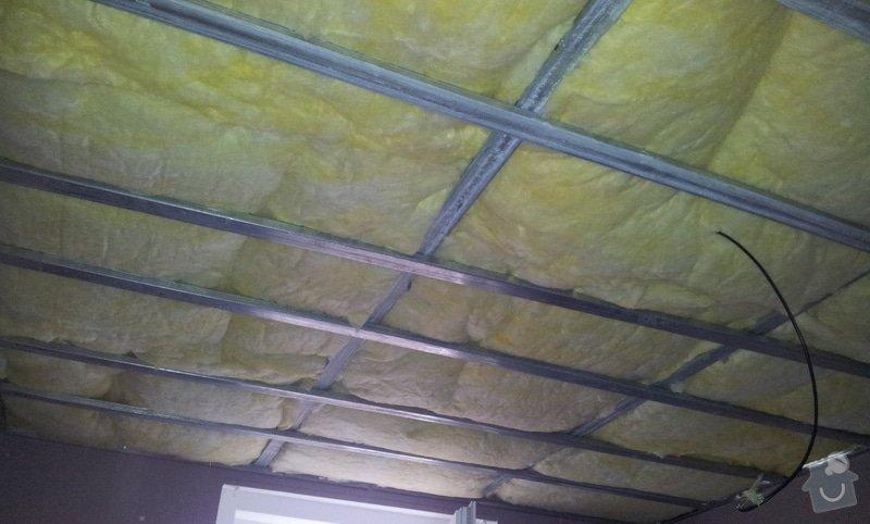 Odhlučnění stropu: 20130225_160951