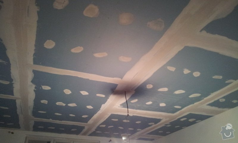 Odhlučnění stropu: 20130225_174242