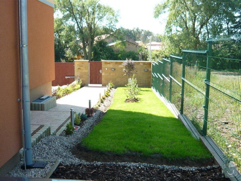 Zednicki a zahradni prace okolo RD: P1010675