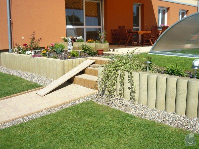 Zednicki a zahradni prace okolo RD: P1010683