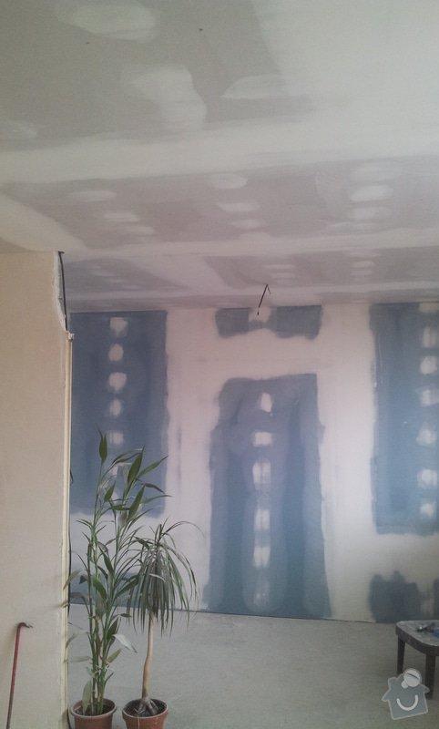 Podhledy s izolací a odhlučněné stěny: 20130222_152535