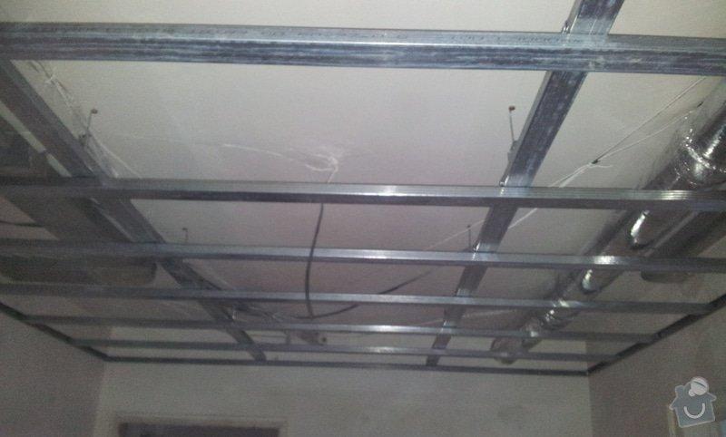 Podhledy s izolací a odhlučněné stěny: 20130218_162556