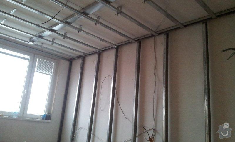 Podhledy s izolací a odhlučněné stěny: 20130218_162543