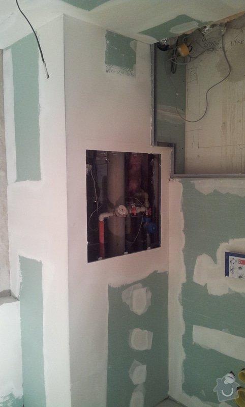 Podhledy s izolací a odhlučněné stěny: 20130222_152328