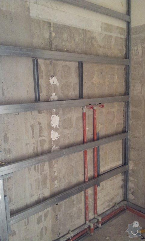 Podhledy s izolací a odhlučněné stěny: 20130221_103400
