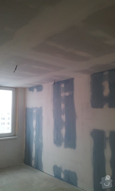 Podhledy s izolací a odhlučněné stěny: 20130222_152419
