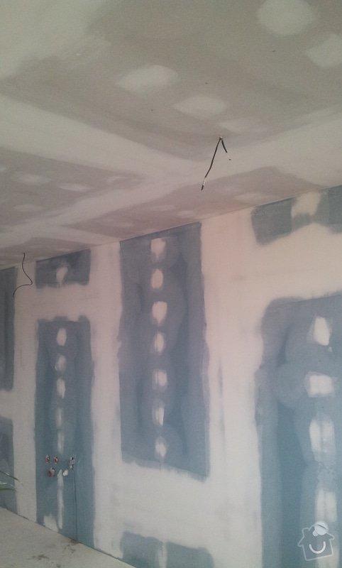 Podhledy s izolací a odhlučněné stěny: 20130222_152458