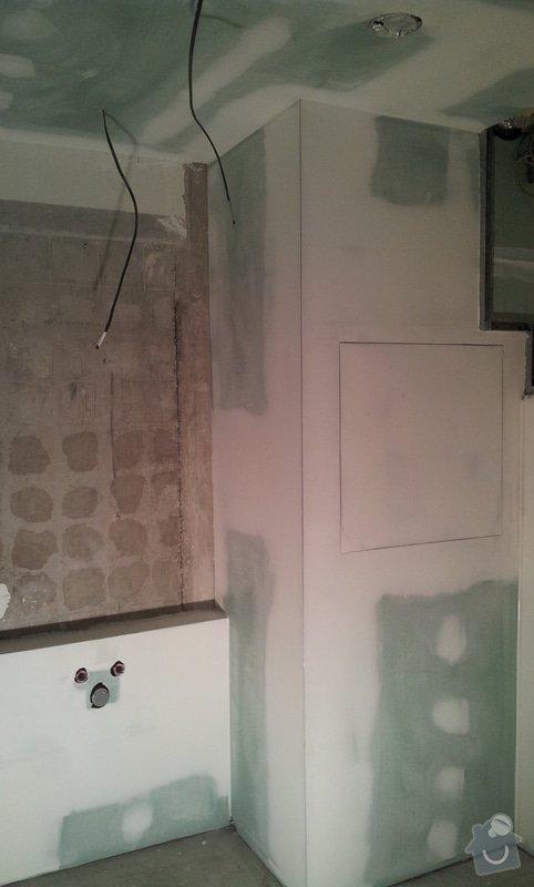 Podhledy s izolací a odhlučněné stěny: 20130223_104353