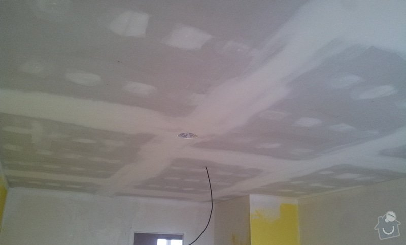Podhledy s izolací a odhlučněné stěny: 20130222_152543