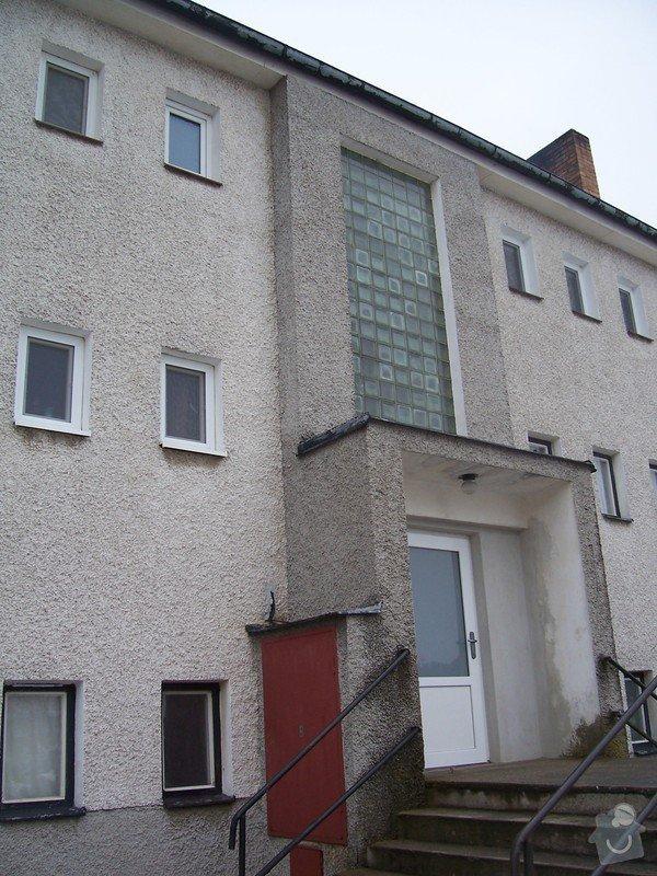 Zateplení bytového domu: 100_4009
