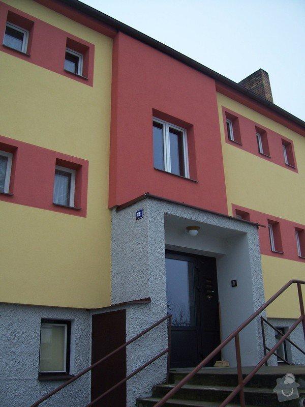 Zateplení bytového domu: 100_4011